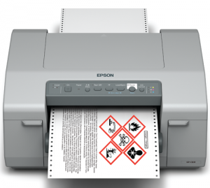 on-demand color printing with the GP-C831 from Paragon