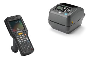 RFID readers and printers from Paragon