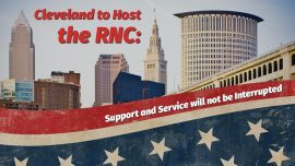 notice for cleveland RNC