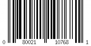 Paragon knows the barcode