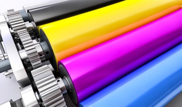 digital printing with Paragon